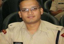 mp-police-si-firing-on-rajasthan-police-sp-gaurav-tiwari-did-suspend