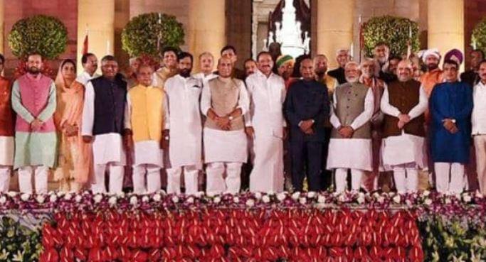 narendra-modi-cabinet-department-distribution