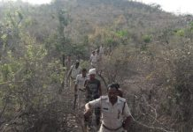 police-alert-in-tikamgarh-