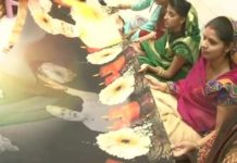 political-colour-in-market-modi-saree-trending