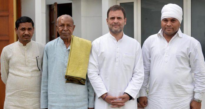 बीजेपी को रोकने अब कांग्रेस के साथ आई ये पार्टी, इन सीटोंं पर करेगी समर्थन