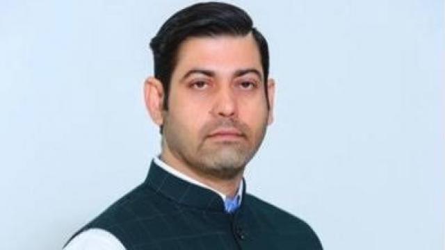 congress spokes person vikas chaudhary shot dead