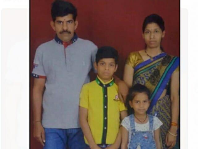 Shajapur Accident : सड़क हादसे में पति, पत्नी और बेटे की मौत, बेटी बाल-बाल बची
