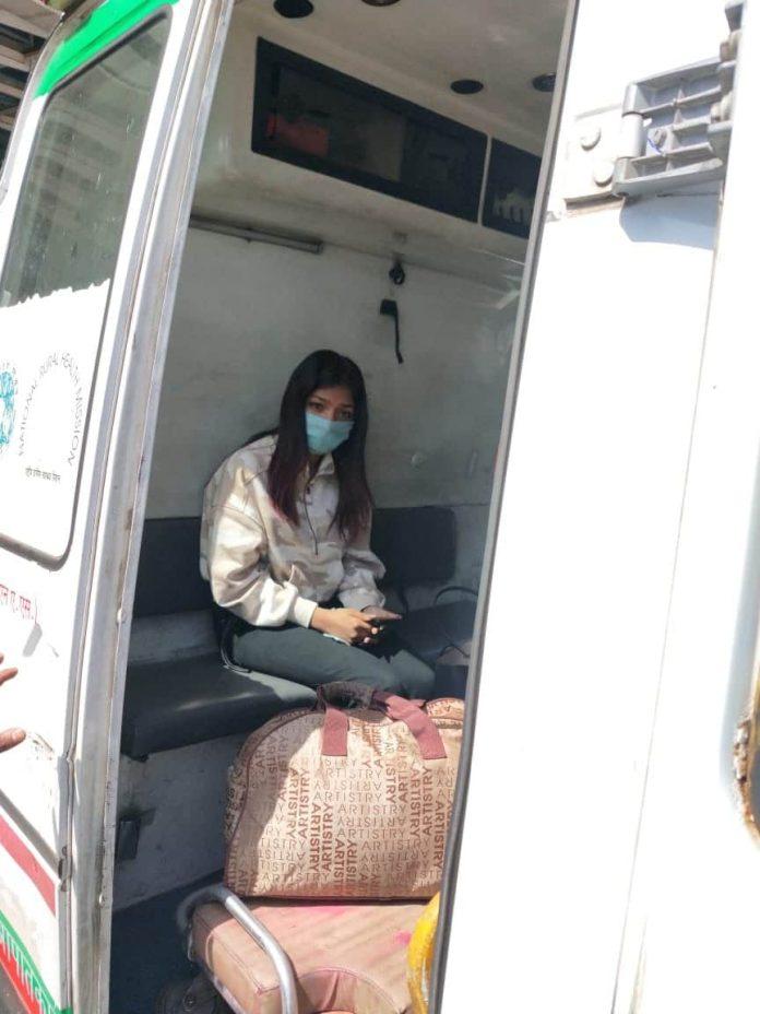 लंदन से भोपाल लौटी युवती कोरोना पॉजिटिव, MP में मरीजों की संख्या हुई 5, प्रशासन अलर्ट