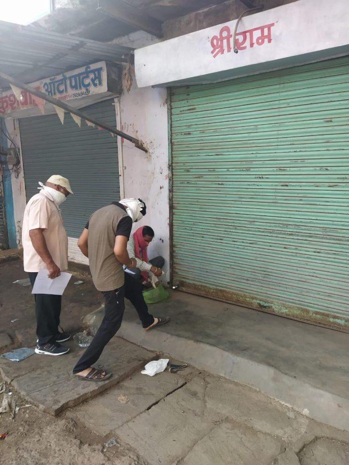 अपने नेता की दुकान बंद कराने पर भड़की कांग्रेस, सिंधिया समर्थक पूर्व मंत्री को दी धमकी