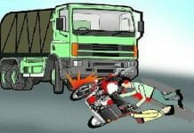 accident in itarsi