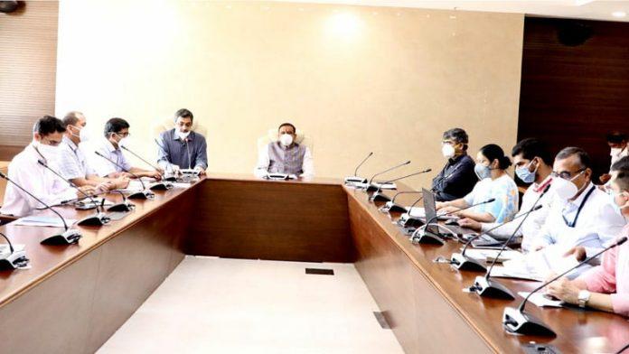 कोरोना संक्रमण रोकने के लिए राज्य स्तर पर होगी नोडल अधिकारी की नियुक्ति,मंत्री ने दिए निर्देश