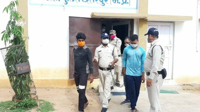 बैंक फ्रॉड करने वाले अंतरराज्यीय गिरोह का पर्दाफाश, तीन आरोपी गिरफ्तार