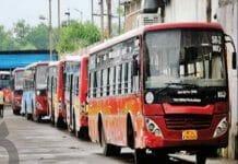 लो-फ्लोर बसों
