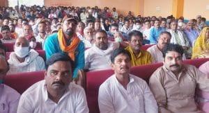 गृहमंत्री ने भाजपा कार्यकर्ताओं के साथ की बैठक, कहा- कांग्रेस पार्टी लिखित में झूठ बोलने वाली पार्टी है