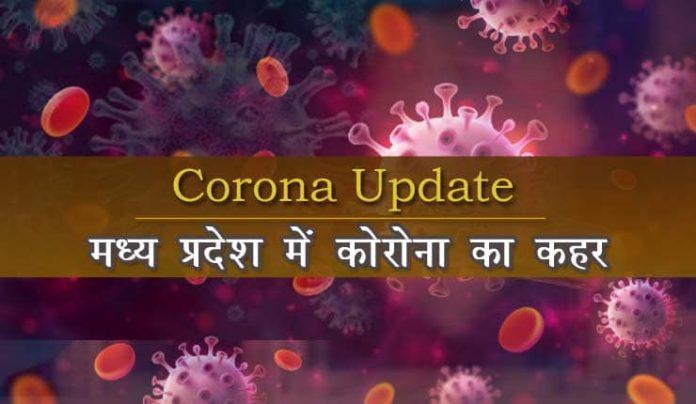 MadhyaPradesh Corona Update