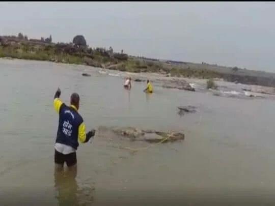 पिकनिक मनाने आए छह युवक क्योटी जलप्रपात में डूबे, 5 के शव मिले