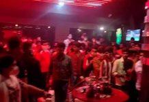 K-2 bar and lounge raid
