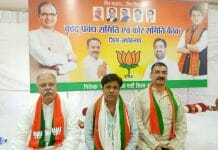 congress candidate asha's brother puts allegation on her