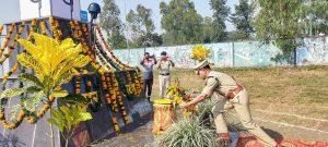 Police Memorial Day dindori