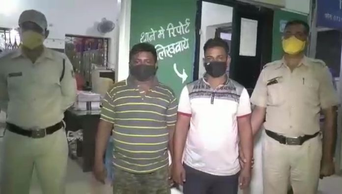 Two vicious agents in indore
