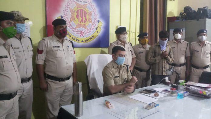robber arrested in morena
