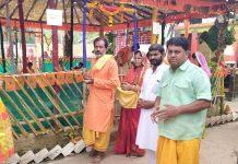 pranpratishtha of goddess kali sehore