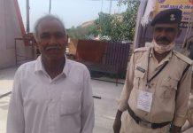 police returned lost 20k dewas