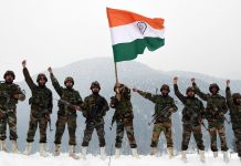 retirement age in Indian army