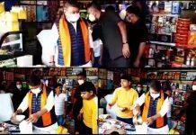 kailash vijayvargiya followed ritual