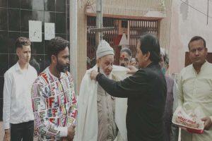 सांप्रदायिक सौहार्द की मिसाल, मुस्लिम परिवार ने शिव मांदिर के नाम की अपनी जमीन