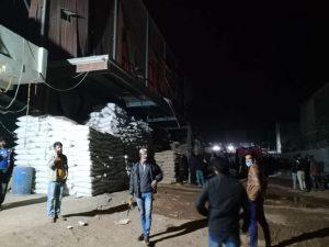 Katni News: फैक्ट्री में लगी भीषण आग, विस्फोट, 1 मजदूर की जलकर मौत