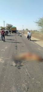 Road Accident : तेज रफ्तार डंपर ने बाइक सवारों को मारी जोरदार टक्कर, दो लोगों की मौत