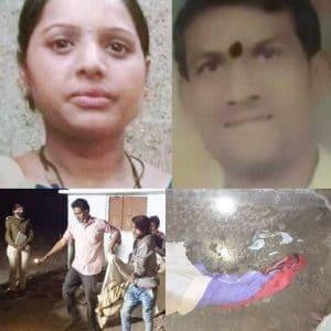 खरगोन : 'दृश्यम फिल्म' की तर्ज पर हत्या की वारदात, आरोपी फरार