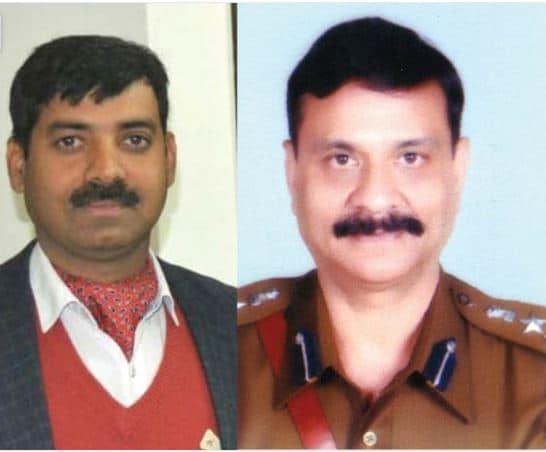 MP का बढा गौरव, IPS अरविन्द सक्सेना को राष्ट्रपति का वीरता पदक