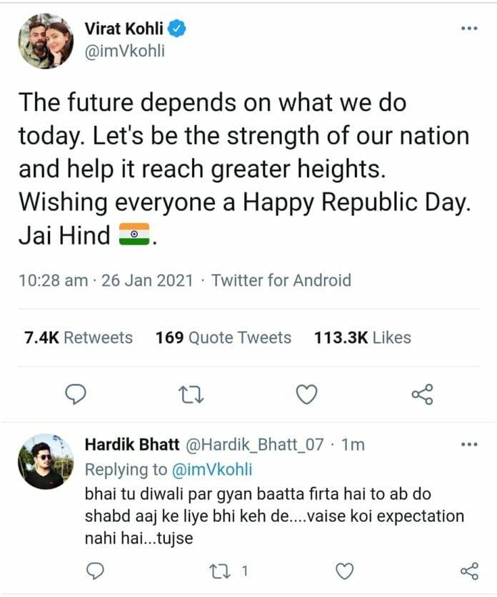 बॉलीवुड और क्रिकेट जगत की हस्तियों ने दी गणतंत्र दिवस की शुभकामनाएं