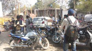 Morena News- ट्रैक्टर पर तेज आवाज में गाने चलाने वालों पर एक्शन