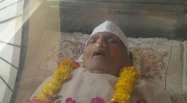 Damoh News : स्वतंत्रता संग्राम सेनानी खेमचंद बजाज का निधन, जिले में शोक की लहर