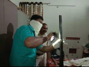 Gwalior News - रिटायर्ड अधिकारी ने अपनी ही बन्दूक से गोली मारकर की आत्महत्या