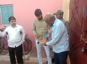 Gwalior News: 35 लाख संपत्ति कर था बकाया, पटाखा कारोबारियों की दो फैक्ट्री सील
