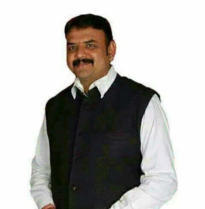 कांग्रेस नेता