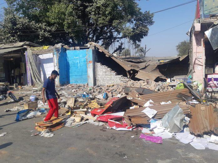 Ujjain News: अतिक्रमण मुक्त हुई उज्जैन की 400 करोड़ की बेशकीमती जमीन