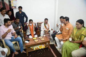 नगर निकाय चुनाव 2021: BJP का मास्टरप्लान, वीडी शर्मा कर रहे ये बड़ा काम