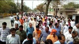 रॉकी गुर्जर हत्याकांड के चलते कांग्रेस के पूर्व मंत्री चौधरी राकेश सिंह ने खोला मोर्चा, SDOP को सौंपा ज्ञापन