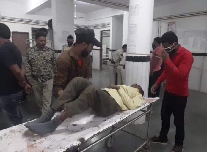 chhatarpur, accident