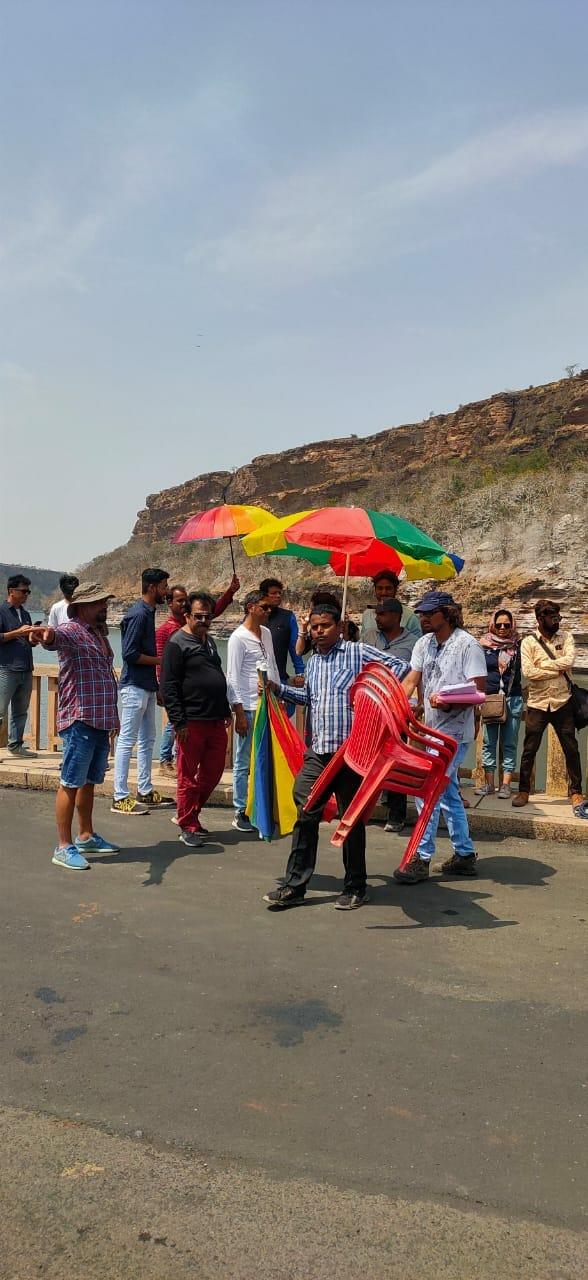 shooting, gandhi sagar dam
