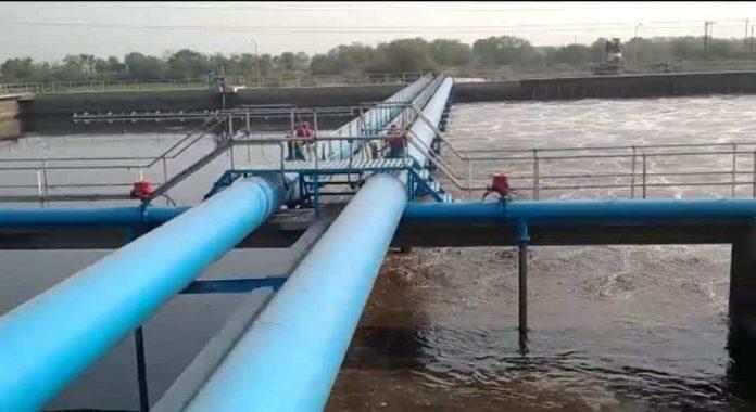 gwalior, water treatment plant