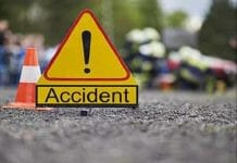 neemuch road accident