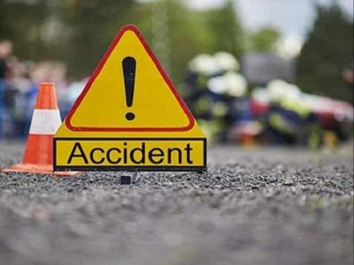 jabalpur road accident