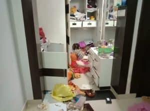 नए शोरूम का उद्घाटन पड़ा भारी, Gwalior में चोरों ने घर को निशाना बनाकर की 10 लाख की चोरी
