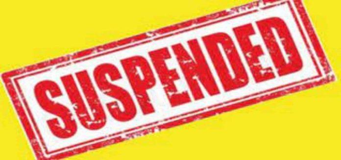 suspend