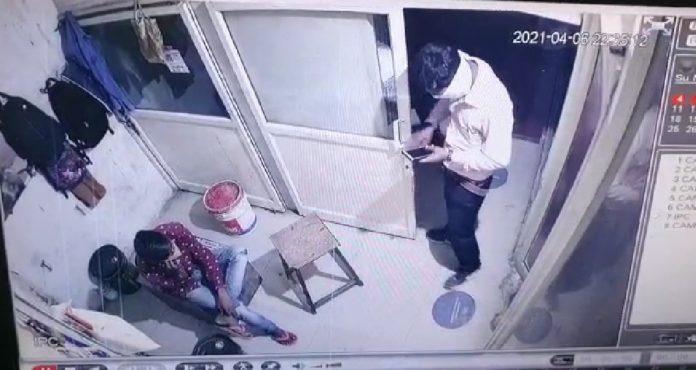 इंदौर, चोरी