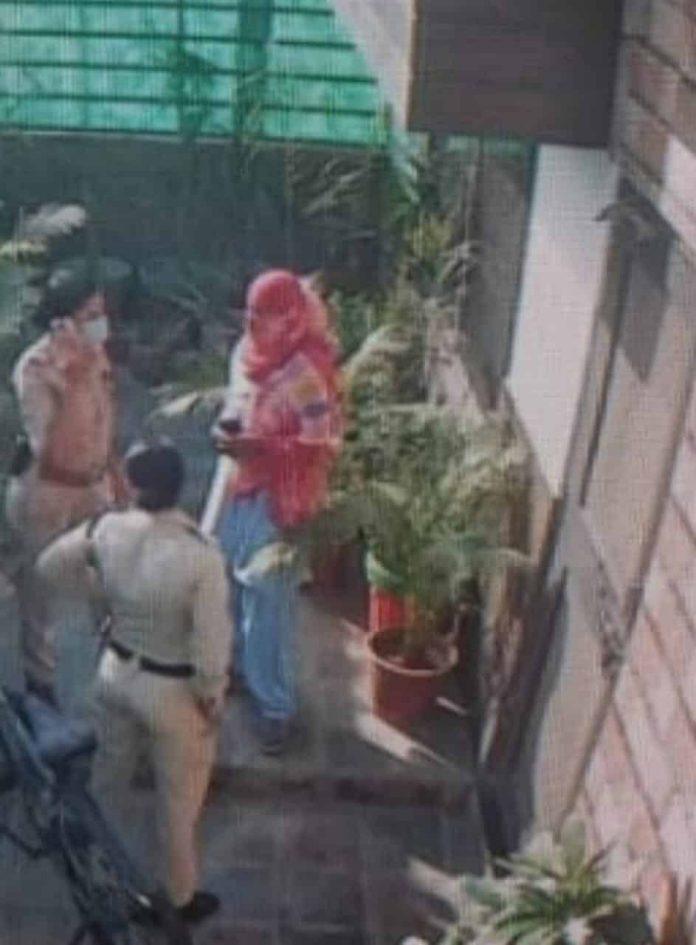 कांग्रेस प्रवक्ता नूरी खान गिरफ्तार, शासकीय कार्य में बाधा डालने का आरोप