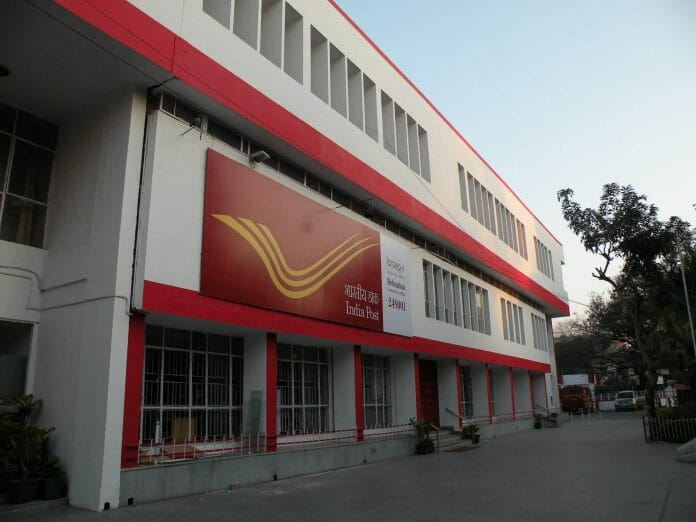 indian post office, tds