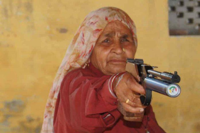 शूटर दादी